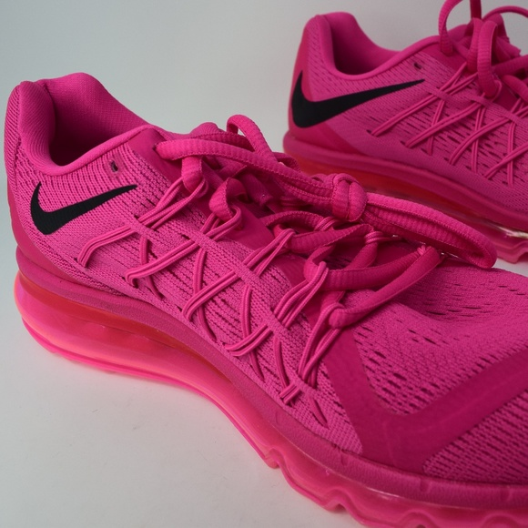 pretty nice e1033 c5922 Nike Air Max 2015 Womens Pink 698903-600 size 8.5